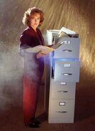 X-Files - S1 - Anderson - Scully - Promo 1