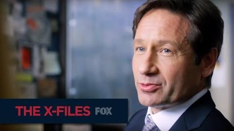 THE X-FILES They're Coming FOX BROADCASTING
