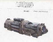 Cargo Sarcophagus
