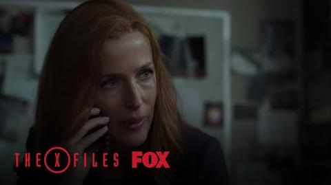 Scully Can't Find Her Son Season 11 Ep