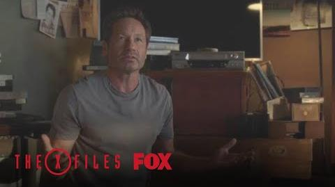 Mulder's First Twilight Zone Episode Season 11 Ep