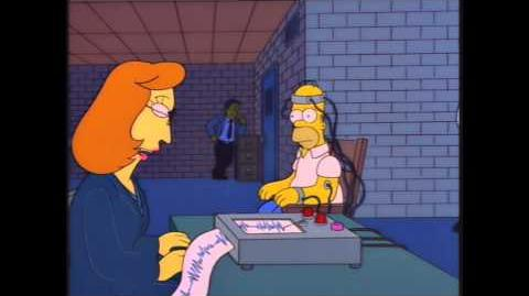 The_Simpsons_The_Springfield_Files_Lie_Detector_Clip