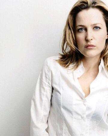 Gillian Anderson X Files Wiki Fandom