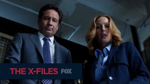 THE X-FILES What If FOX BROADCASTING