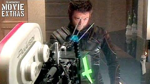 Go Behind the Scenes of X-Men (2000)