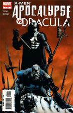 X-Men: Apocalypse vs. Dracula #1