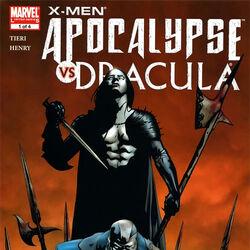 X-Men: Apocalypse vs. Dracula (Volume 1)