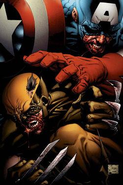 Wolverine VS. Captain America.JPG