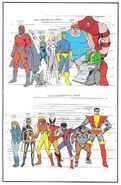 X-Men Pryde of the X-Men size