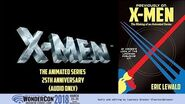 X-Men The Animated Series 25th Anniversary at WonderCon 2018