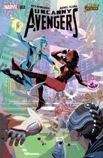 Uncanny Avengers #3