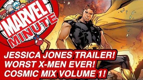 Smallvilleantonio/Worst X-Men Ever!