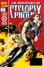 Adventures of Cyclops and Phoenix #1