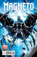 Magneto Vol 3 1 Cassaday Variant