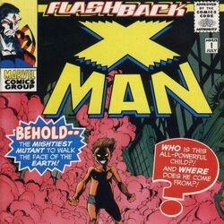X-Man (Volume 1)