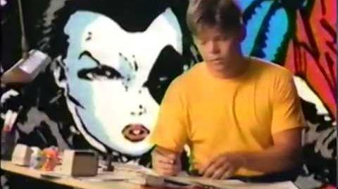 Levi's Commercial 1991 with Spike Lee and Rob Liefeld