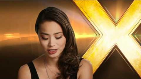 X Men Destiny Jamie Chung Aimi BTS