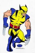 John Byrne original Wolverine