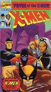 X-Men Pryde of the X-Men cover