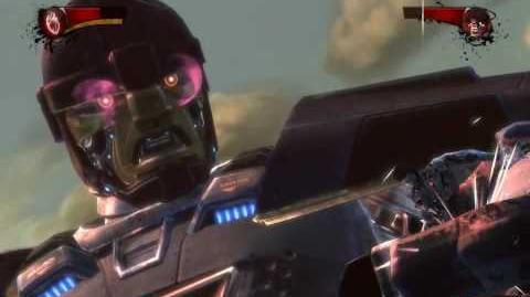 X-Men Origins Wolverine Sentinel Mark 1 Boss Fight Complete (HD) (PC)