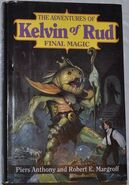 Adventures of Kelvin of Rud Final Magic Vol 1 1