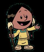 Sacagawea Render