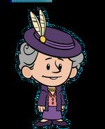 Xavier Riddle - Eleanor Roosevelt