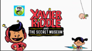 Xavier Riddle And The Secret Museum Title Card