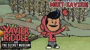 Xavier Riddle and The Secret Museum 👋 Meet Xavier!