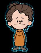 Marie Curie render