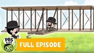 Xavier Riddle and The Secret Museum We are the Wright Brothers The Bronte Sisters PBS KIDS