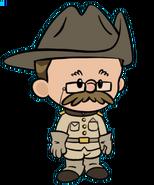 Theodore Roosevelt - Xavier Riddle