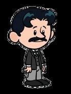Nikola Tesla - Xavier Riddle