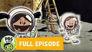 Xavier Riddle and The Secret Museum I am Julia Child I am Neil Armstrong PBS KIDS