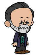 Louis Pasteur render