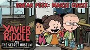 Xavier Riddle and the Secret Museum 🧪 Sneak Peek 🔬 Marie Curie's Science Lab!
