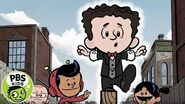 Xavier Riddle and The Secret Museum Sneak Peek with Harry Houdini! PBS KIDS