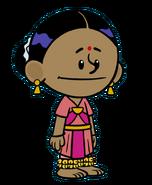 Rukmini Devi Render