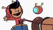 Xavier Clip The Chariot Race Around the World