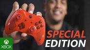 Unboxing the Xbox Wireless Controller - Sport Red Special Edition