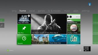 Xbox 360 Dashboard Xbox Wiki Fandom