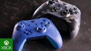 Unboxing Xbox Sport Blue and Night Ops Camo Special Edition Wireless Controllers GAMESCOM SPECIAL