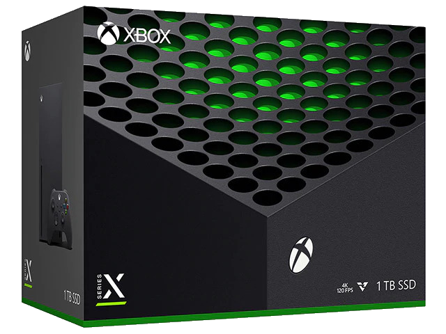 Xbox Series X Png