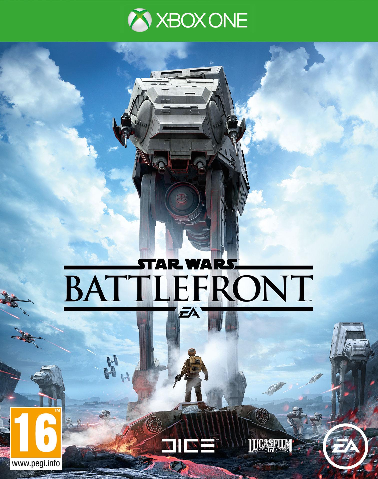 Star Wars Battlefront 2015 Xbox Wiki Fandom