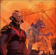 Sacred Coil (XCOM Chimera Squad)