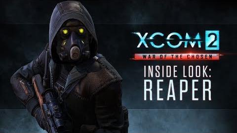 XCOM 2 War of the Chosen - Inside Look The Reaper
