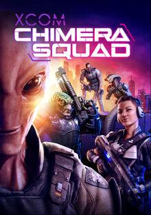 XCOM Chimera Squad portada.jpg