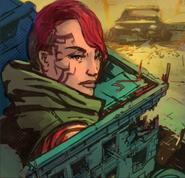The Progeny (XCOM Chimera Squad)