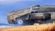 Xcom2 avenger landed