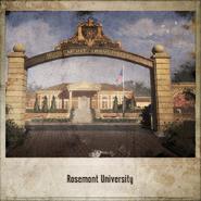 The Bureau - Rosemont University